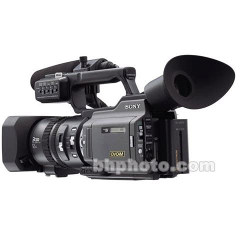 Kamera Sony Pd 170 sony dsr pd170 3 ccd mini dvcam camcorder with wide dsrpd170 b h