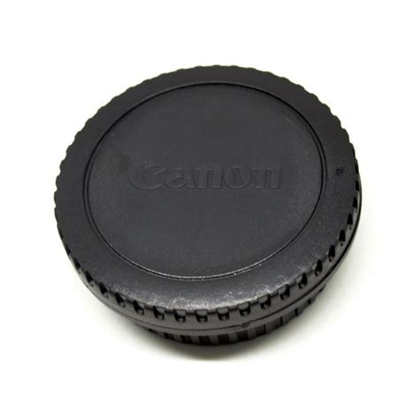 Front Cover Rear Lens Cap For Canon With Logo Promo front cover rear lens cap for canon with logo black jakartanotebook