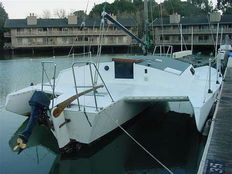 trimaran names used piver herald 35 trimaran for sale by owner no name