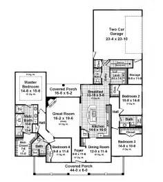 side load garage house plans