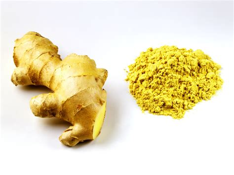 ginger facts selection and storage