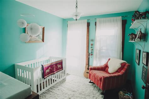 nursery makeover sherwin williams