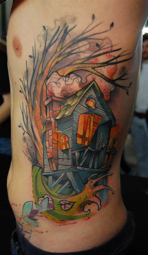 tattoo the swamphouse by jukan6 on deviantart