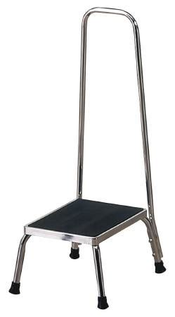 3 Inch Step Stool entrust performance step stool with handrail 1 step