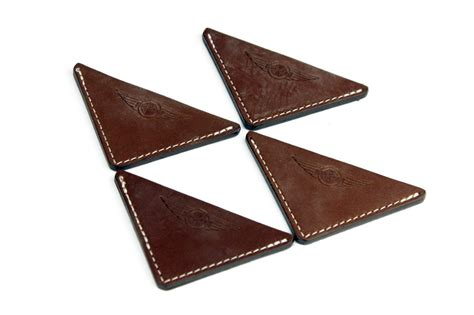 Corner Leather by Leather Bonnet Corners X4