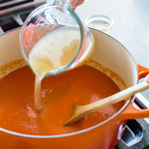 Americas Test Kitchen Tomato Soup by Creamless Tomato Soup America S Test Kitchen
