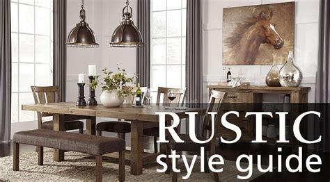 styles of furniture for home interiors interior design style guide rustic furniture hm etc