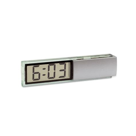 Digital Desk Clock by Promotional Digital Desk Clock Clocks Importer And