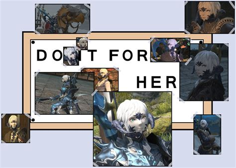 Do It For Her Meme - do it for ffxiv by tibricel on deviantart