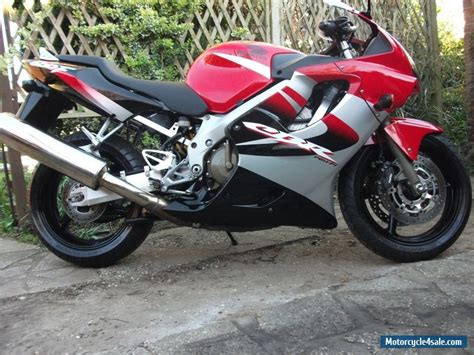honda cbr 2005 for sale 2005 honda cbr 600 f 5 for sale in united kingdom