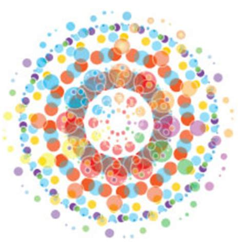 Circle Pattern Graphic Design | circled circles graphic design vector freevectors net