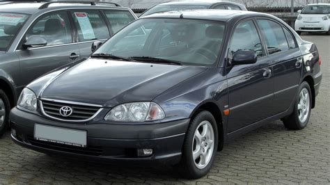 toyota avensis 2003 toyota avensis 2 0 di related infomation