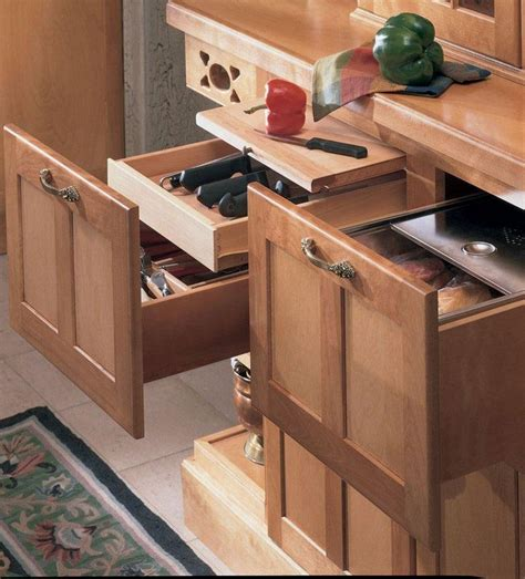 Drawer Solutions by 1000 Images About Inspiration Kitchen Storage Solutions
