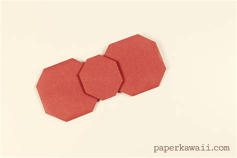 Hello Origami Paper - origami hello bow tutorial paper kawaii
