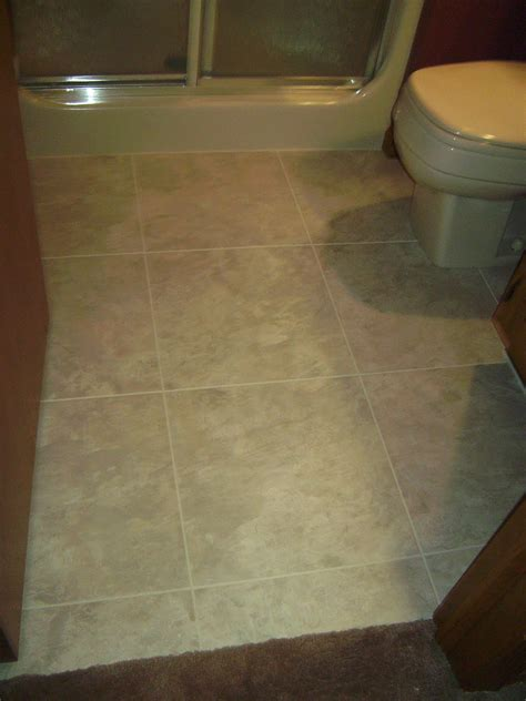 vinyl tile bathroom knapp tile and flooring inc june 2010