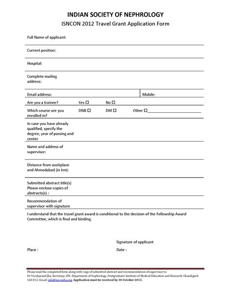 Isn Newsletter 2012 Nominating Committee Report Template