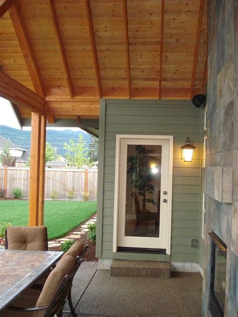 covered back porches covered back porch outdoor living pinterest