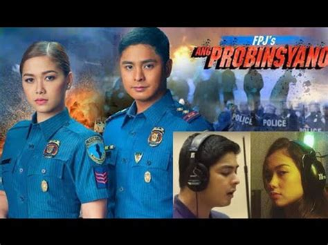 theme song probinsyano basta t kasama kita music video by maja salvador and