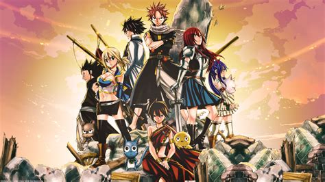 wallpaper anime hd fairy tail fairy tail wallpapers hd 5902 wallpaper walldiskpaper