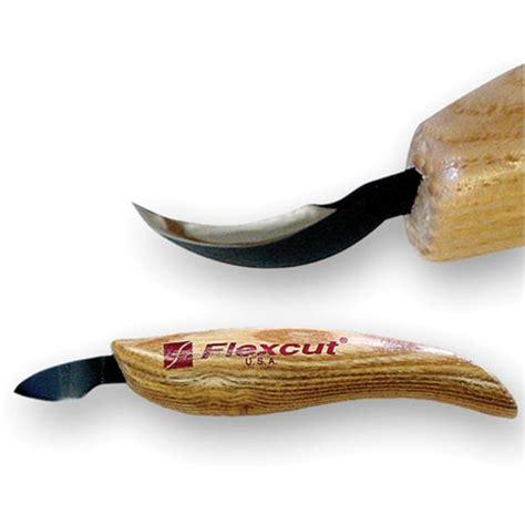 flexcut hook knife flexcut hook spoon knives greenman bushcraft
