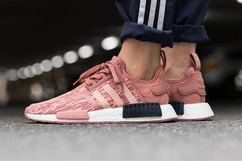 adidas nmd r1 s pink sneaker freaker