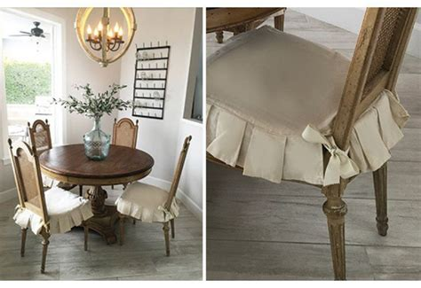 Dining Room Chair Cushions With Ruffles 1000 Images About Dining Room Ideas For House On