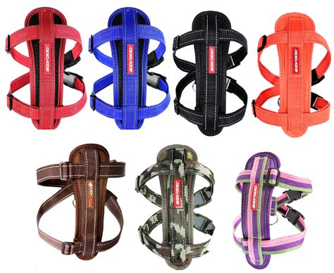 padded harness ezydog padded chest harnesses bike harness comfortable padded harness