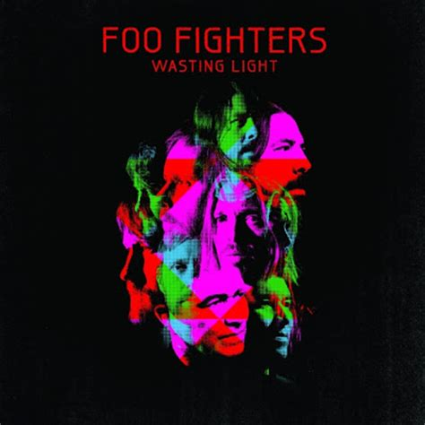 Foo Fighters Wasting Light by Rockblog101 Foo Fighters Wasting Light Cover