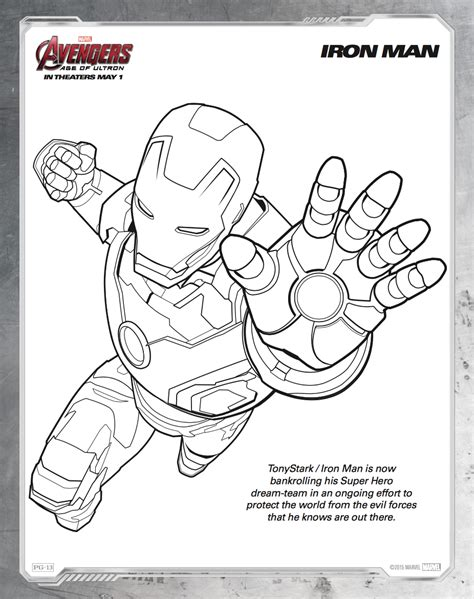 iron man minion coloring page dibujos para colorear de avengers era de ultr 243 n hispana