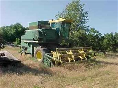 Used Farm Tractors For Sale John Deere 4400 2003 06 20