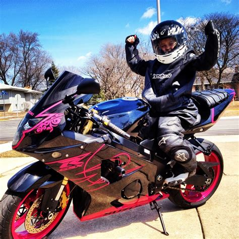 1000 images about pink motorcycle adventures on