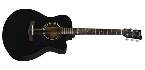 Yamaha Fs100c Acoustic Guitar Original yamaha fs100c black acoustic guitar