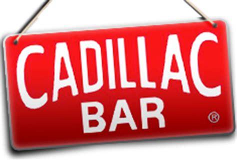 cadillac bar kemah cadillac bar