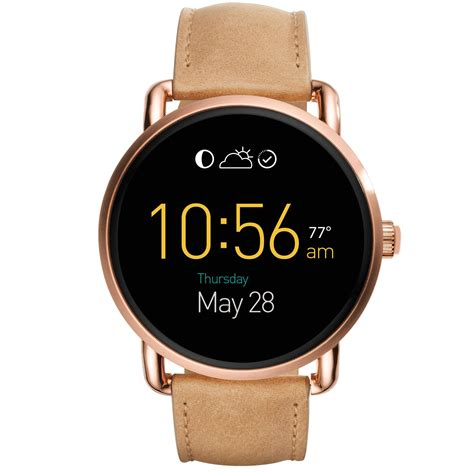 Smartwatch Fossil Q Wander Zegarek Fossil Q Ftw2102 Wander Fossil Smartwatch