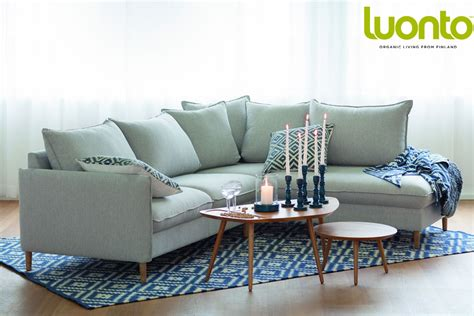 corner sofa 2 seater chic 2 seater corner sofa bed from luonto
