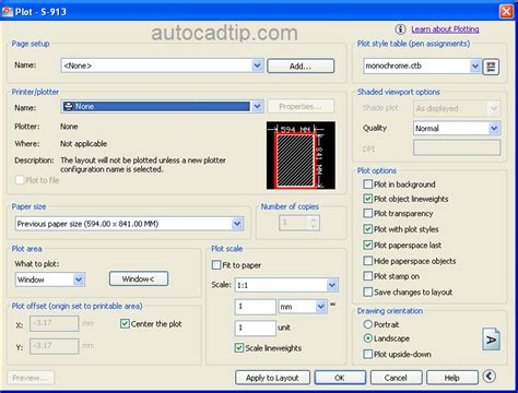 autocad tutorial how to print how to print drawing in autocad