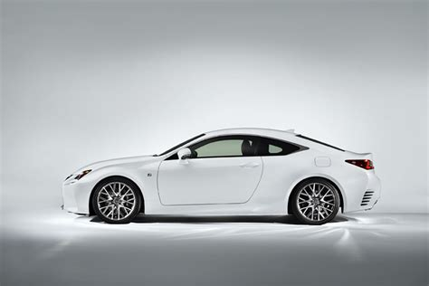 sporty lexus coupe lexus rc f sport coupe new pictures lexus
