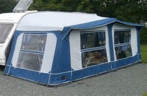 awnings from robinsons caravans uk pre owned awnings
