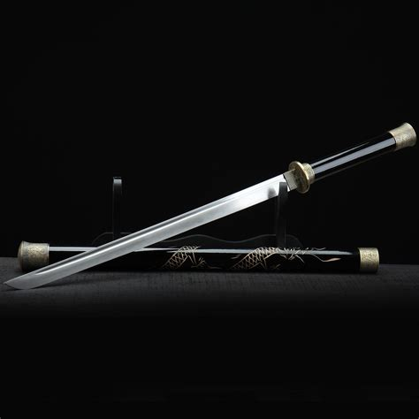 Handmade Japanese Sword - handmade japanese sword tang carbon steel japanese