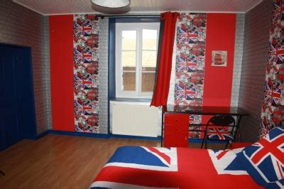 Decoration Londres Chambre by D 233 Co Chambre Style