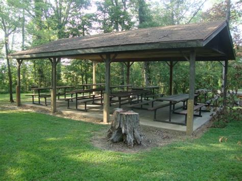 shelter house haubstadt community park gibson county tourism