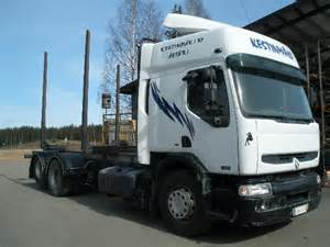 Renault 420 Dci Used Renault Premium 420 Dci Siirtoauto Logging Trucks