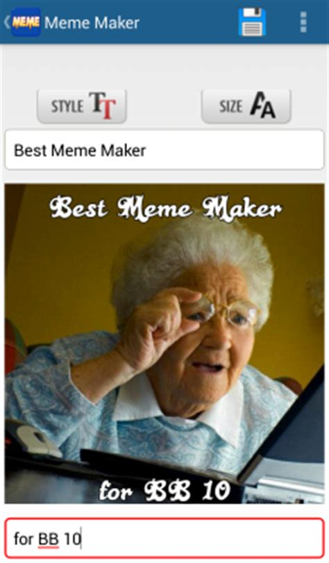 Meme Maker Program - meme maker free apk android app android freeware