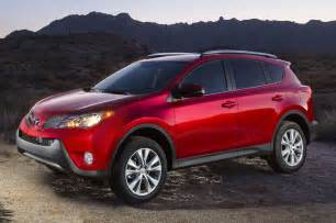 Toyota Rav4 Gas Mileage 2014 Toyota Rav4 Gas Mileage 2014 Reviews Prices Ratings