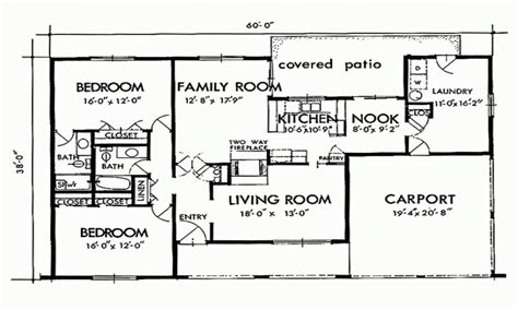 simple 2 bedroom floor plans 2 bedroom house simple plan two bedroom house simple plans