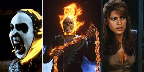 urutan film ghost rider 15 things you didn t know about the ghost rider movies