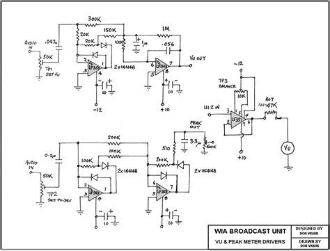 transceiver circuit diagram vk6wia news broadcast transceiver circuits