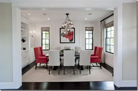 White Dining Room Houzz Beautiful Designer Dining Rooms Simplified Bee
