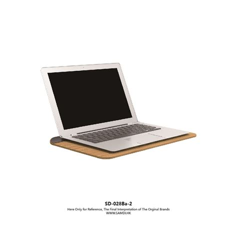 Air Desk Laptop Stand Samdi Wooden Desk Laptop Tray Original Bamboo Stand For