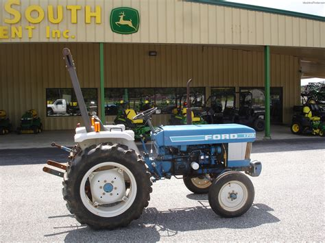 Ford 1710 compact tractor parts